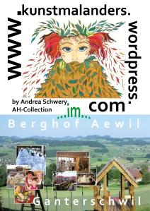 Ausstellung Berghof Aewil Vorderseite