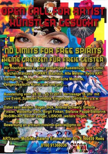 No limints for free spirits